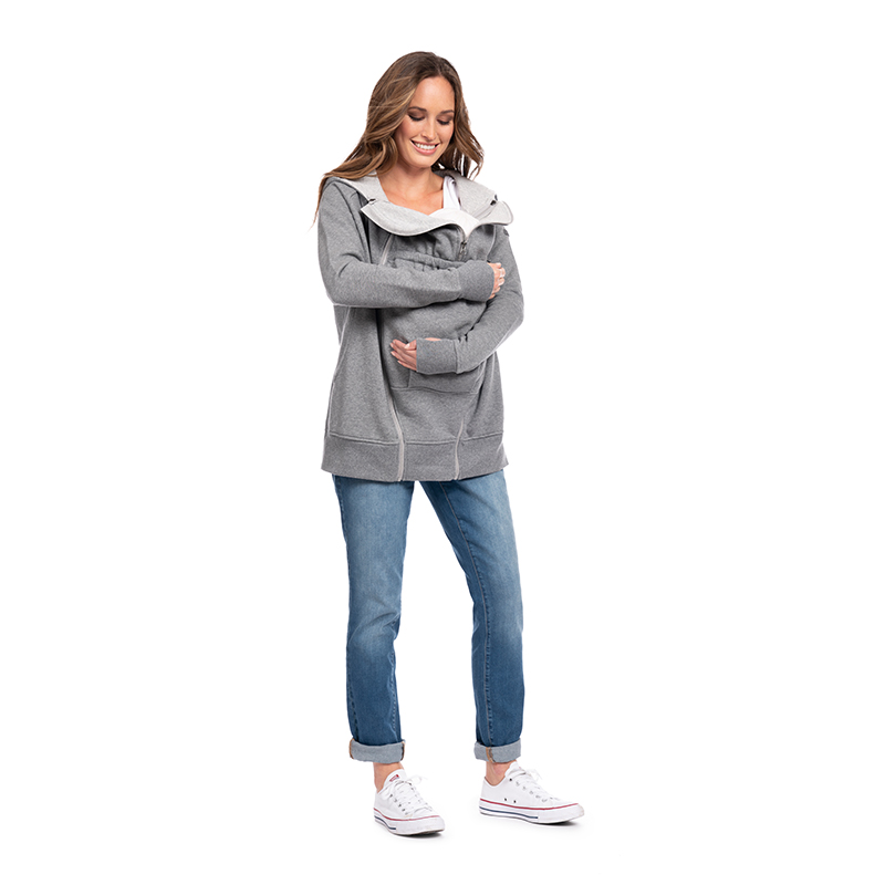 Seraphine Connor 3 in 1 Maternity Hoodie
